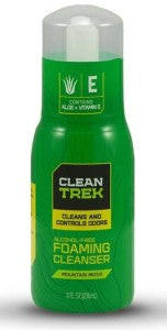 This stuff is great for keeping yourself clean when you're at camp!