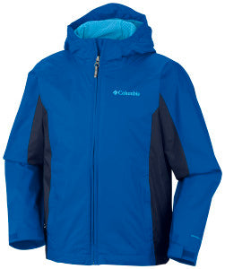 col_wet_reflect_jacket_boys_hyperblue_front