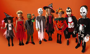 Kid's Halloween costumes come in all different shapes, sizes, and levels of ugliness