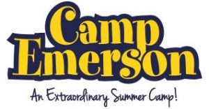 Camp Emerson is a great place to go for camp.