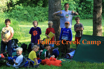 Check out Falling Creek Camp for your camp experience!