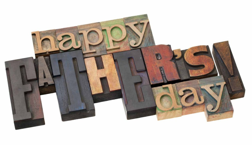 Happy Fathers' Day to fathers everywhere!