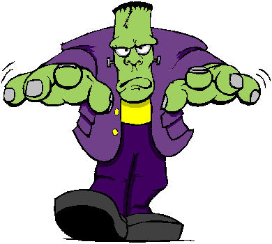 This monster's name is NOT Frankenstein. Learn why.