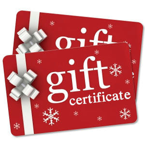 Gift card certificates from Everything Summer Camp make for a great gift!