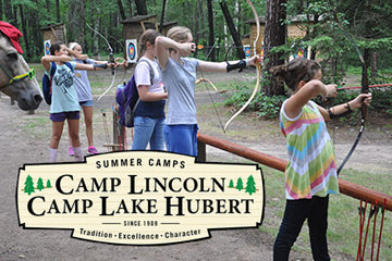 Camp Lake Hubert may be the camp you call home!
