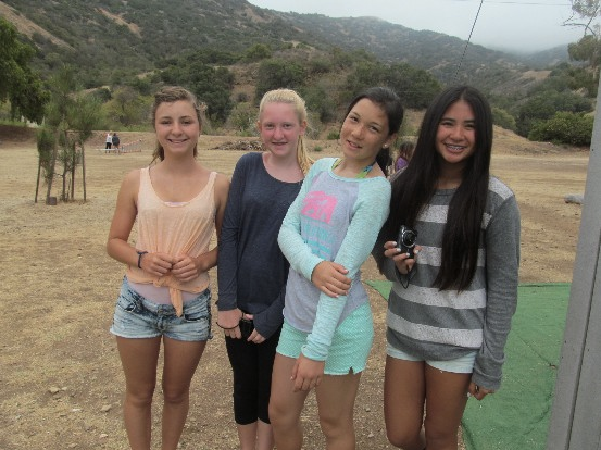 Acquaintances become BFFs at Catalina Island Camps.