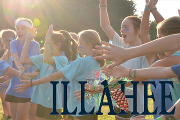 Check out the fun everyone's having at Camp Illahee.