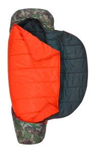 Stay even warmer in the 20 degree kelty bag.