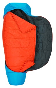 The Kelty 35 Sleeping Bag is going to keep you comfy at night.