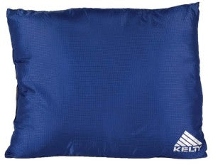 Rest your head on this perfect pillow for camp.
