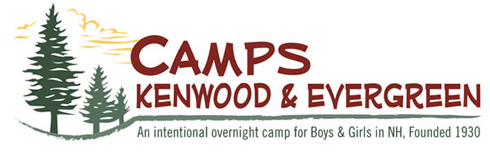 The Kenwood and Evergreen logo