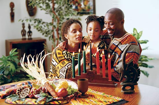A time for togetherness, Kwanzaa is about knowing where you come from and why it's important
