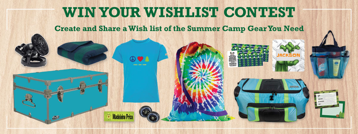 Win Your Wish List Contest