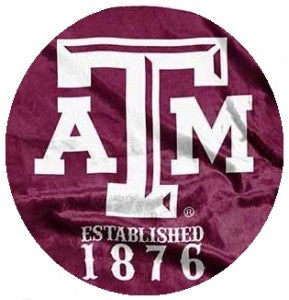 Curl up with this special Texas A&M blanket