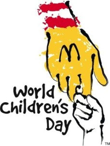 The Ronald McDonald House Charities has done amazing things for sick children the world over.