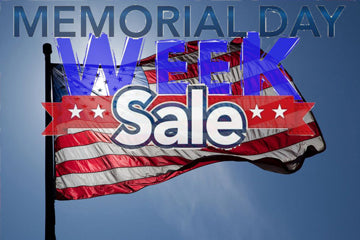Get your camp prep wrapped up with this weeklong Memorial Day sale!