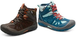 Here are the boys and girls versions of the Merrell Capra Boot.