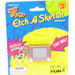 Get this great mini Etch-A-Sketch for just as much fun on a smaller screen