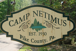 Camp Netimus welcomes you.