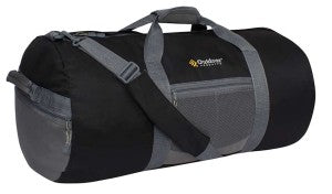 This duffel is great at summer camp!