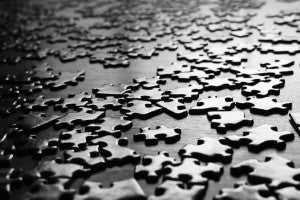 The pieces of the puzzle