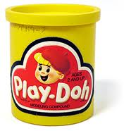 Get crazy with your molding, craft skills when you open up a can of Play-Doh!