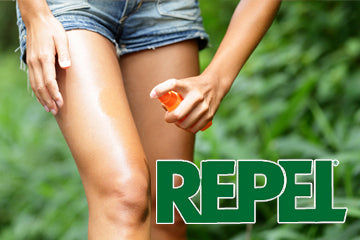 Repel those pesky bugs with Repel!