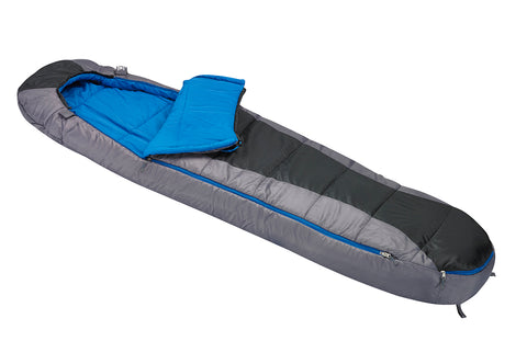Enjoy your Reverie mummy sleeping bag when you camp out underneath the stars!