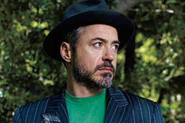Get to know Robert Downey Jr. just a little bit better on today's Blog post.