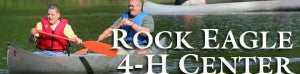 Have fun times at Rock Eagle 4-H center