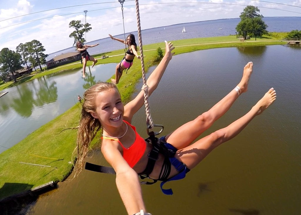 Have a blast during your summer camp experience!