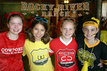 Girls from Rocky River Ranch