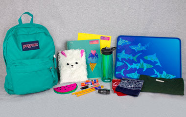 Kids' Summer Camp Trunks for Storing Camping Supplies