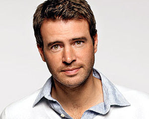 Former summer camper at Red Arrow Camp, Scott Foley is now a famous Red Arrow alumn