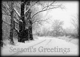 Warm the spirits of those dear to you with a nice greeting card.