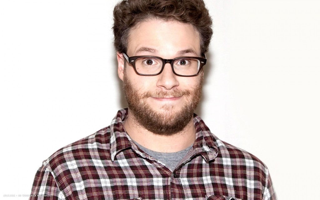 funnyman Seth Rogen had his comedy debut at summer camp