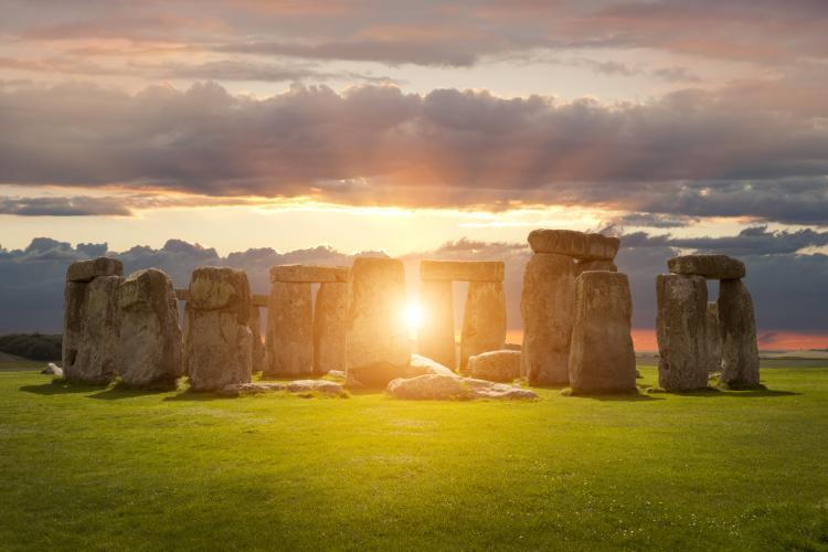 Some theorize that Stonehenge was built to establish when the Solstices occurred.