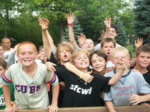 This camp has a crazy amount of fun each and every summer!