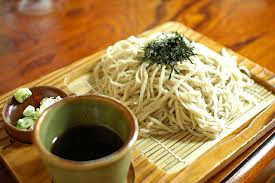 The Japanese celebrate the New Year with this traditional bowl of Toshikoshi noodles.