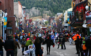 These streets get packed in Utah around Halloweentime!