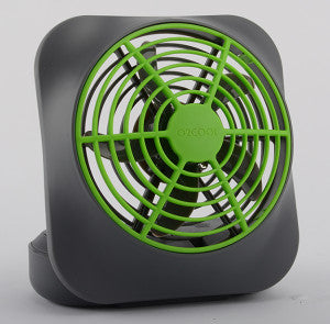 """Check out the 5"""" Volcano Fan from O2 Cool."""
