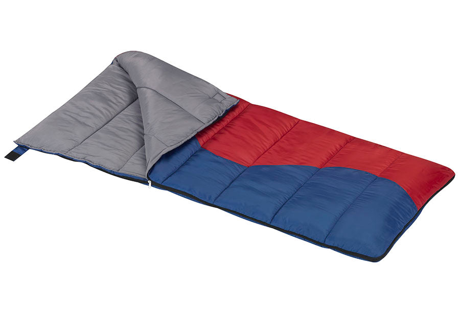 The Wenzel Sprout is a great Sleeping Bag for a very afforadable price.