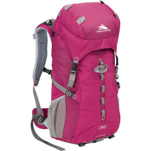 Check out this women's frame pack from High Sierra