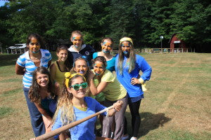 Free to be you and me at Woodland Camp for Girls.