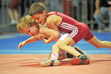 Wrestling is a world of exciting takedowns and pins!
