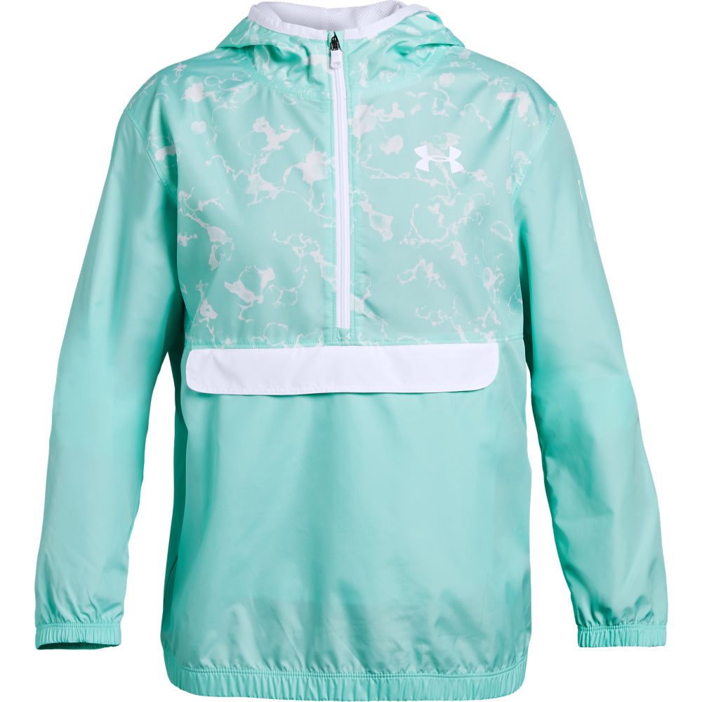 Under Armour Packable 1/2 Zip Girls Jacket