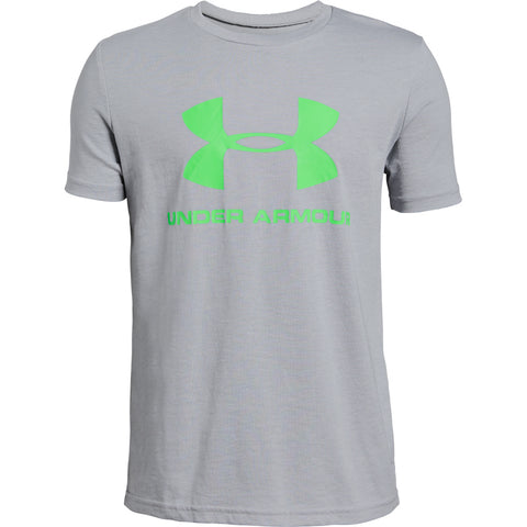 Under Armour Boys Sportstyle Logo Tee