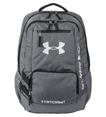 Under Armour Hustle Backpack|1340022