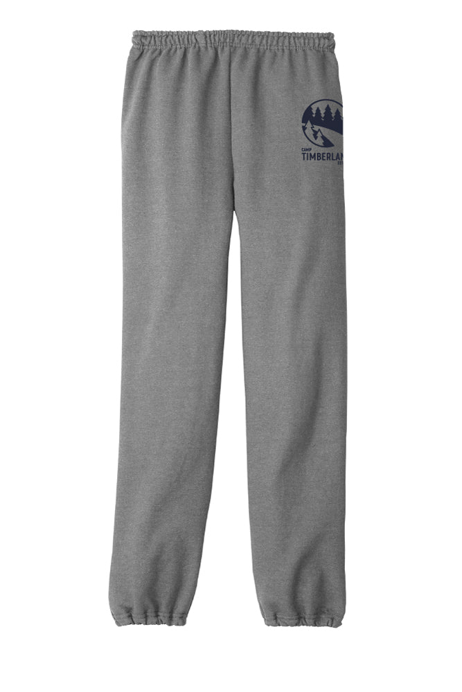 Camp Timberlane Logo Cinch Bottom Sweatpants