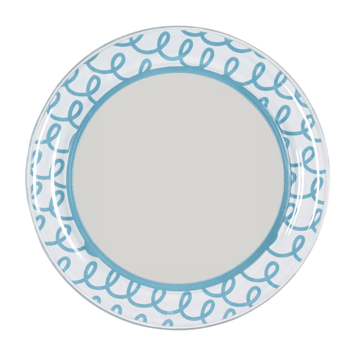 Three Cheers for Girls - Style It! Aquatic Scribbles Locker Mirror